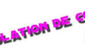 Flash info annulation cours